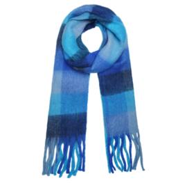 COLDER DAYS scarf royal blue