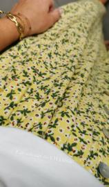 DAISY skirt yellow