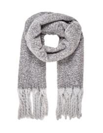 COZY scarf soft grey