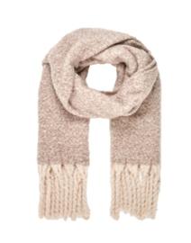 COZY scarf beige