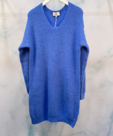 PHILLI sweater dress blue