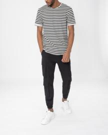 STEVE cargo jogger pants black