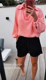 NAPOLI tetra blouse coral