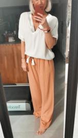 MELISE lounge pants orange
