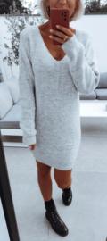 PHILLI sweater dress grey