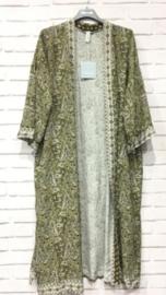LAINA kimono khaki