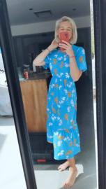 BABETTE dress blue