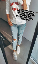 RIS ripped jeans