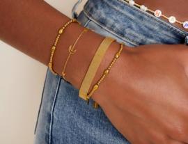 MOONLIGHT bracelet gold