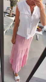 BRENDA tetra skirt pink
