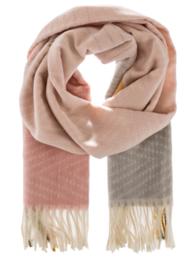 ZIZI scarf soft pink