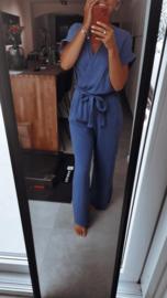 ROSA tetra jumpsuit jeans blue