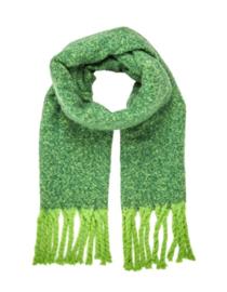 COZY scarf green