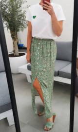 ROSES skirt green