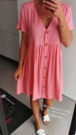 KASJA dress pink Rut and Circle