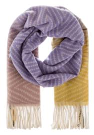 ZIZI scarf soft purple