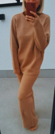 JOLLI home suit camel