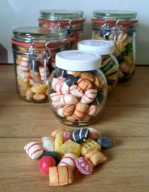 Oud Hollandse snoeppot
