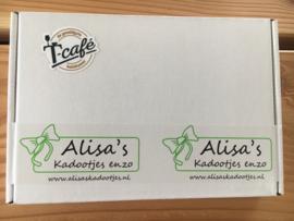 Blanco T-café Boterkoek cranberry/witte chocola L