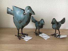 Vogels, 100% gerecycled L