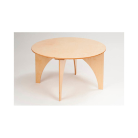 Apollo design kindertafel, handgemaakt