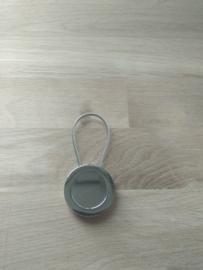 Sleutelhanger metaal met 3D effect