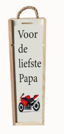 Wijnkado voor de liefste papa