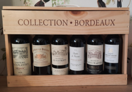 Collection Bordeaux wijnen