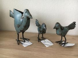 Vogels, 100% gerecycled S