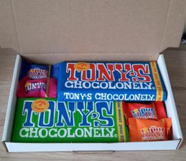 Brievenbuskado Tony Chocolonely L