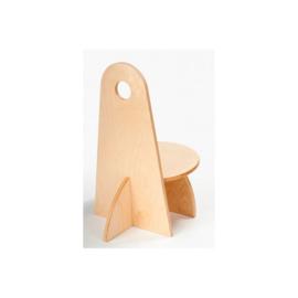 Apollo design kinderstoel, handgemaakt