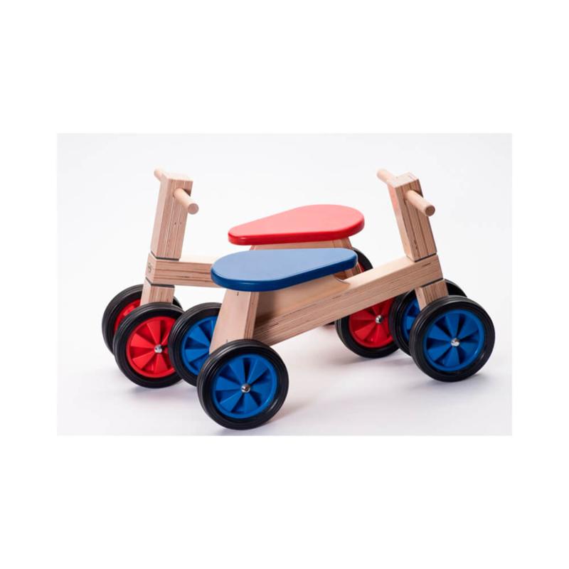 Ado Kinderloopfiets, handgemaakt