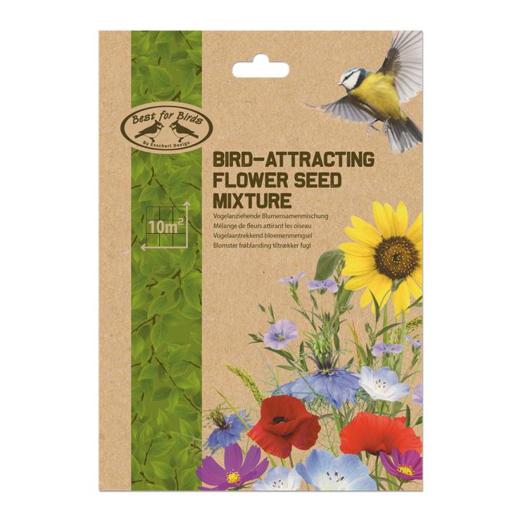 Vogel aantrekkend zaad 10 m2