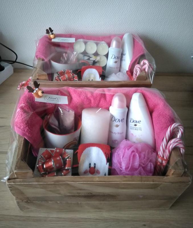 Kerstpakket verzorging t.w.v. €25,-