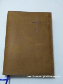 Bijbelhoes met kruis