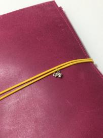 Bijbelhoes met bedel ( verschillende kleuren)