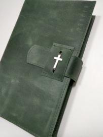 Bijbelhoes met instopsluiting