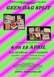 entreekaart 6 april (volwassen)