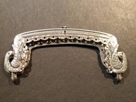 Zilver beugeltje 1842 meester Johannes Capoen nette staat