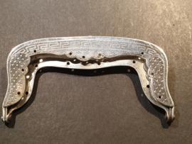 Zilver beugeltje 1875 meester ombekent  nette staat