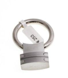 Pequignet stalen sleutelhanger 50% korting