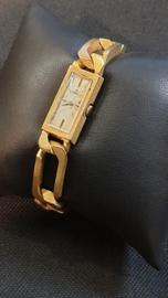 Gouden 18 Kr Ebel dames horloge 18 cm (let op) 72 gram zwaar