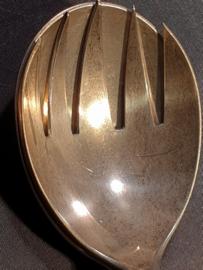 Zwaar zilver Slacouvert van Baartwijk 203 gram 1942