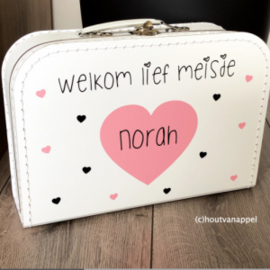 Koffertje Norah