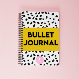 Bullet Journal - okergeel