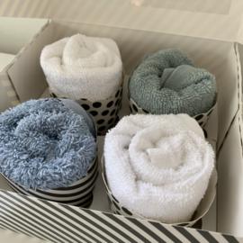 Cupcakes 4 monddoekjes
