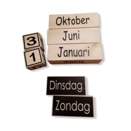 Kalender groot