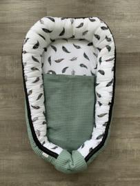 Babynestje met deken beperkte keuze