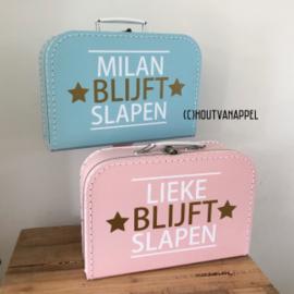 Koffertje Chantal