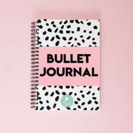 Bullet Journal - roze